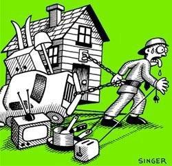 Résumé de la crise économique en deux phrases !