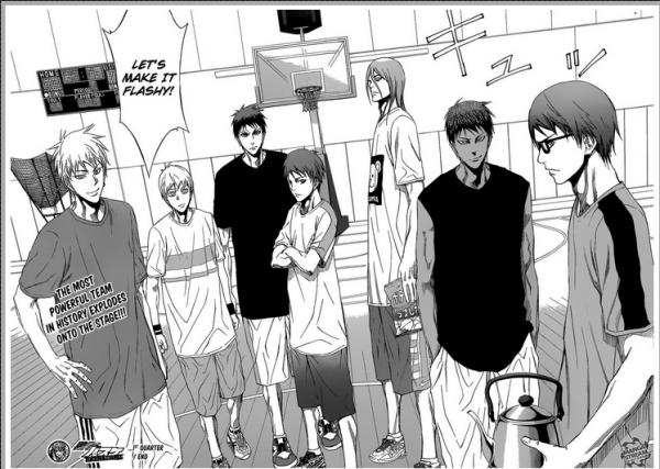 KUROKO NO BASKET EXTRA GAME <3 sequel du manga YATTTA!!!!!!!!