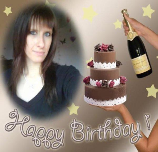 Mon petit cadeau virtuel pour toi à l'occasion de ton anniversaire ! gros gros bisous !!!!!!