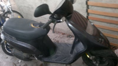 scooter piaggiio typhoon 98