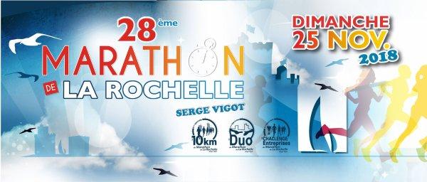 marathon de La Rochelle 2018