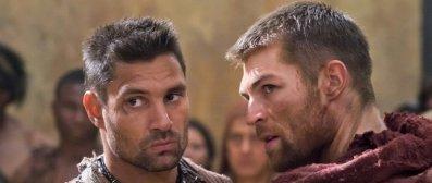 Actualité : Les premières minutes de la 2em saison de Spartacus.