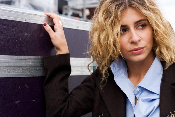Julie Zenatti en préparation de son nouvel album à paraître début 2012