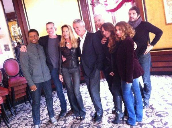 Enregistrement de l'émission Chabada Spécial Notre Dame de Paris  Répétitions + Shooting photos  le 24 octobre 2011