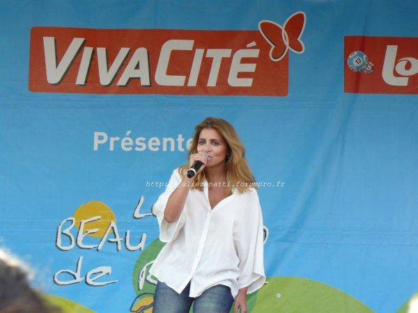 Julie  à Le Beau vélo de Ravel à Gilly 10092011