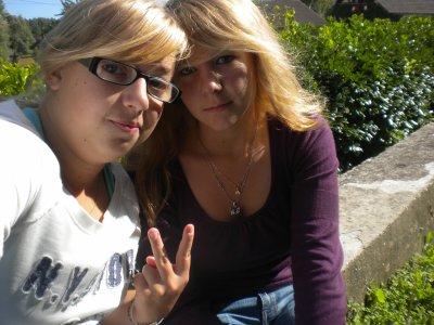 Une petite séance photos avec Adèle...♥♥♥