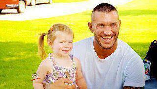 Randy Orton et Alanna <3