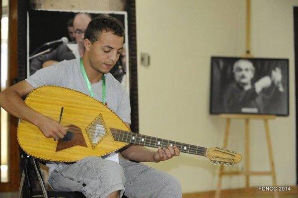 Festivale Nationale de la chanson chaabi 2014 9eme edition