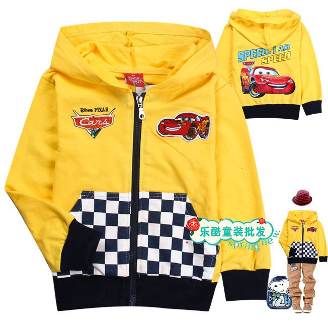 veste jaune cars