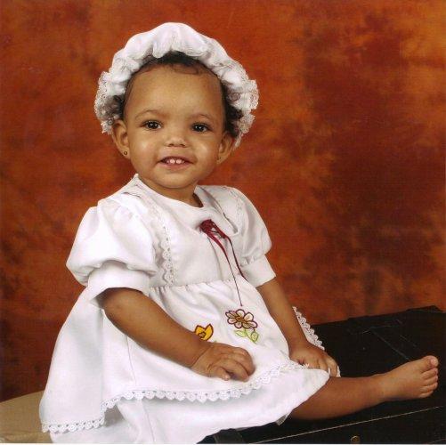 Soraya ma princesse métisse