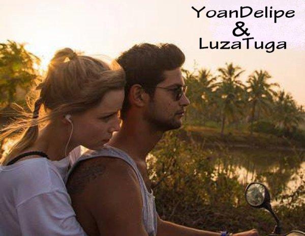 @YoanDelipe & LuzaTuga