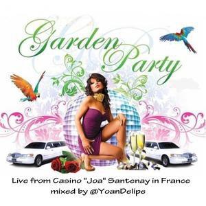 "@YoanDelipe ""PRIVATE GARDEN PARTY"" @ SANTENAY FRANCE"
