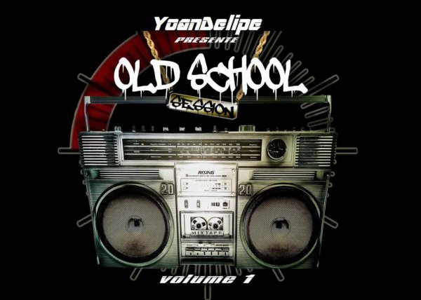 "@YoanDelipe ""Old School Hip Hop French Session"" (1990-2000) Vol.1"