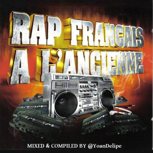 "@YoanDelipe ""Old School Hip Hop French Session"" (1990-2000) Vol.2"