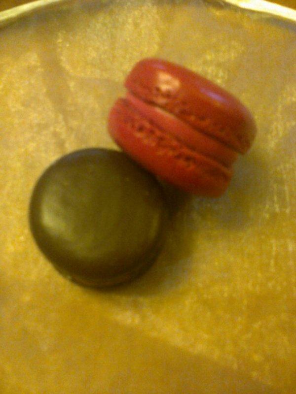 Macarons fimo