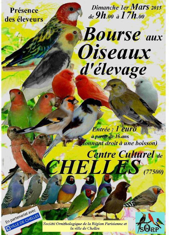Bourse a Chelles