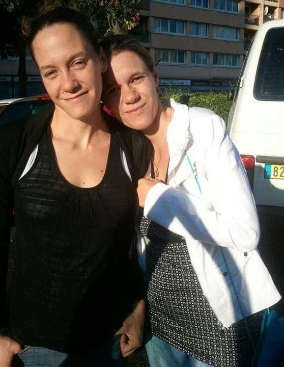 moi et ma soeur jtm♥