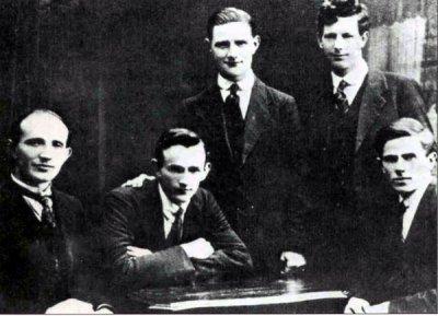Le combat des nationalistes irlandais du temps de Michael Collins