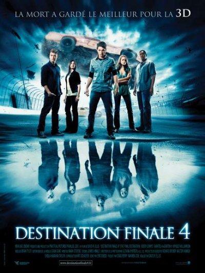 les affiches des destination final