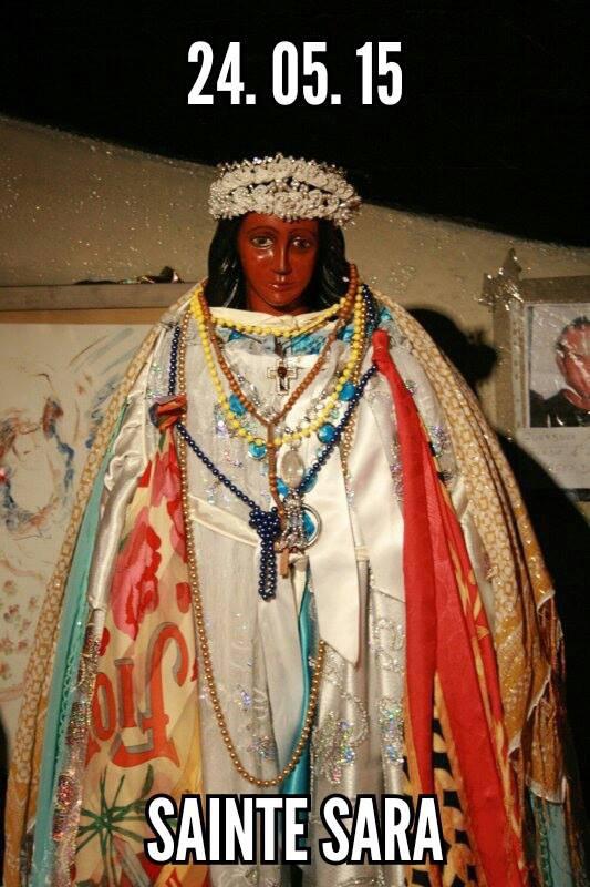 sainte sara sainte et patronne des gitans