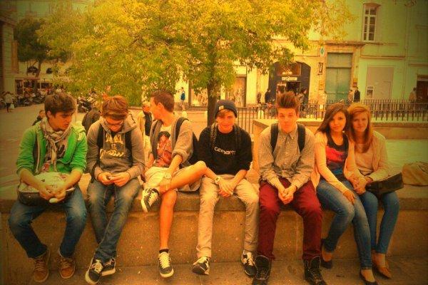 Mon amis L'amitié ...