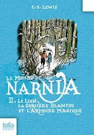 Le monde de Narnia II Le lion, la sorcière blanche et l'armoire magique-C.S. Lewis