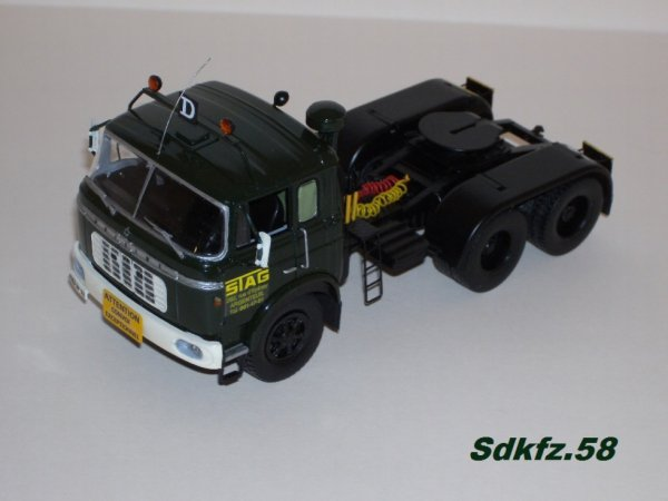 """TR 250 6X4S   """"STAG"""""""