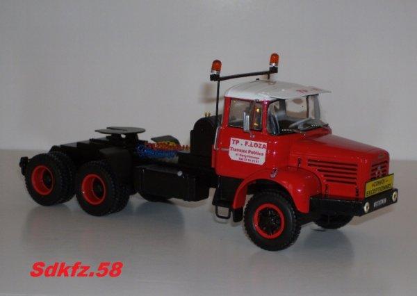 BERLIET TLM 12 M3 6X4S