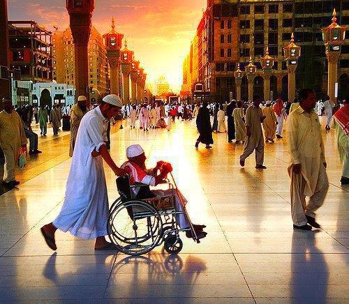 « A chaque religiOn sa vertue, dit le Prophète (salla Allahou 'alayhi wa sallam) , et celle de l'Islam est la pudeur ».