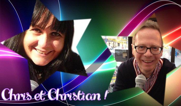Chris et Christian les animateurs qui font la différence !
