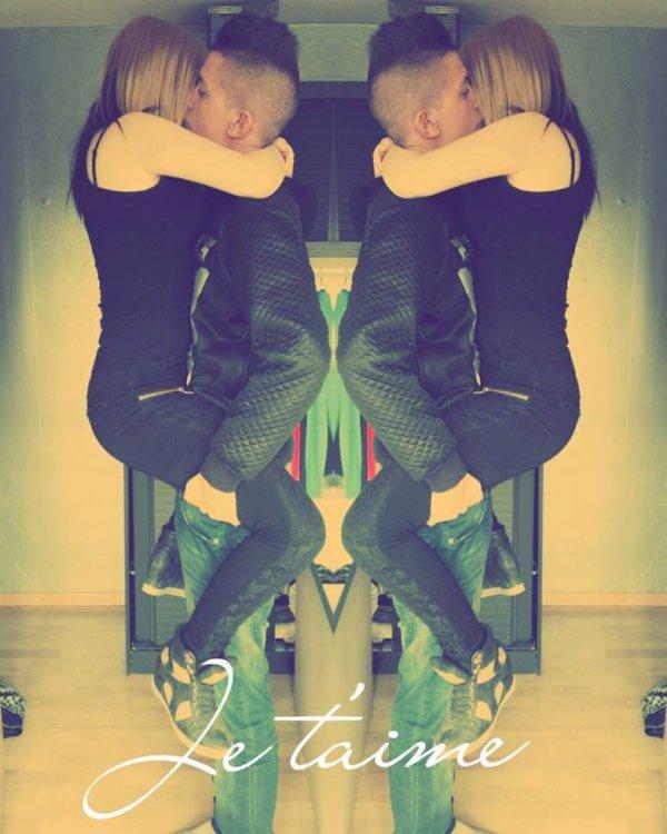 Moi, avec toi je voudrais un amour qui ne s'arrête jamais, qui dure à tout jamais ♥ ♥ ♥ #Anthony ♥ #06*12*2014 ♥ #Bientôt1Ans ♥ Je t'aime ♥