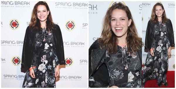 28 Avril 2018 - Bethany Joy Lenz était au City Year Los Angeles' Spring Break Destination Education Event.