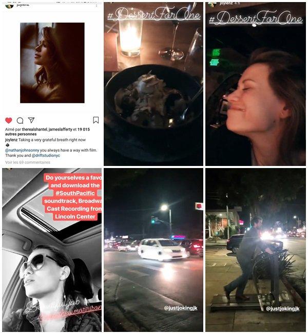 12 Septembre 2018 - Bethany se promène dans les rues de Los Angeles