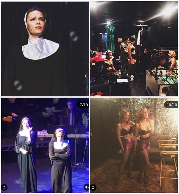 7 Octobre 2018 - Bethany a participé au concert Les Girls Cabaret en benefice pour The National Breast Cancer Coalition Fund