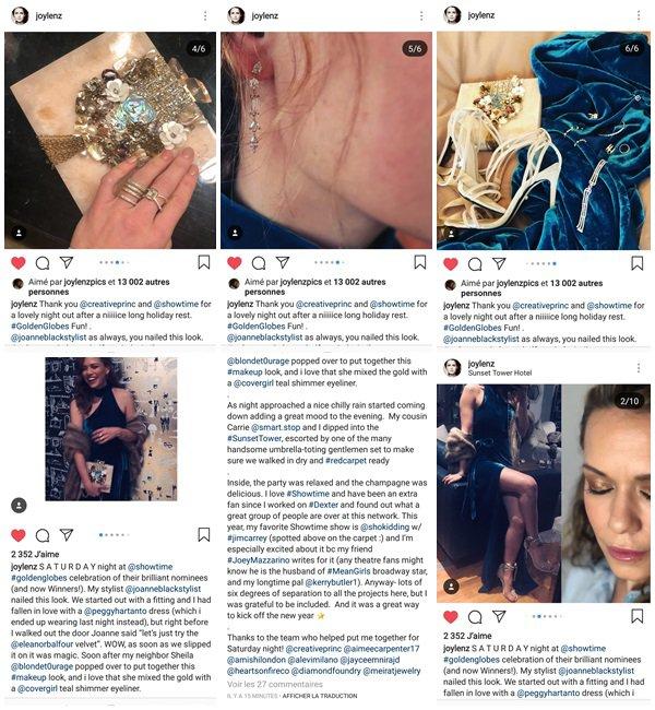 6 Janvier 2019 - Bethany était à la soirée organisé par Amazon Prime Vidéos pour les Golden Globes After Party