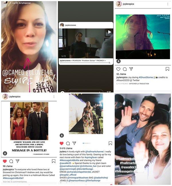 """9 Février 2019 - Bethany était au Hallmark Channel and Hallmark Movies ans Mysteries Winter TCA Tour. Bethany va jouer dans un nouveau téléfilm """"Message in a Bottle"""""""