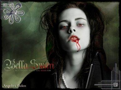 Bella Changer en Vampire