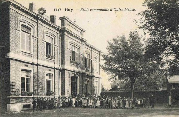 1747-Huy-Ecole communale d'Outre Meuse.