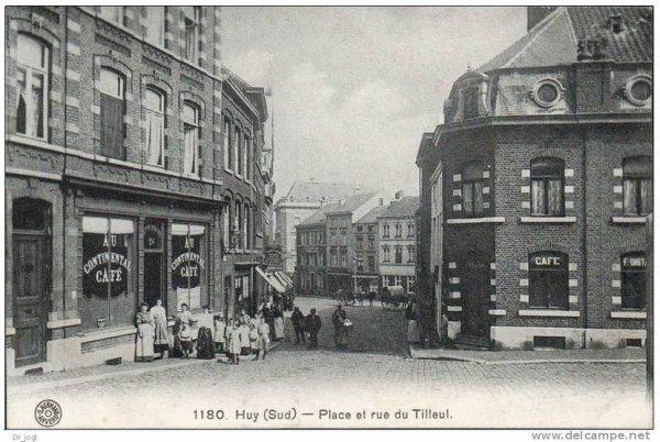 1180-Huy(Sud)-Place et rue du Tilleul.