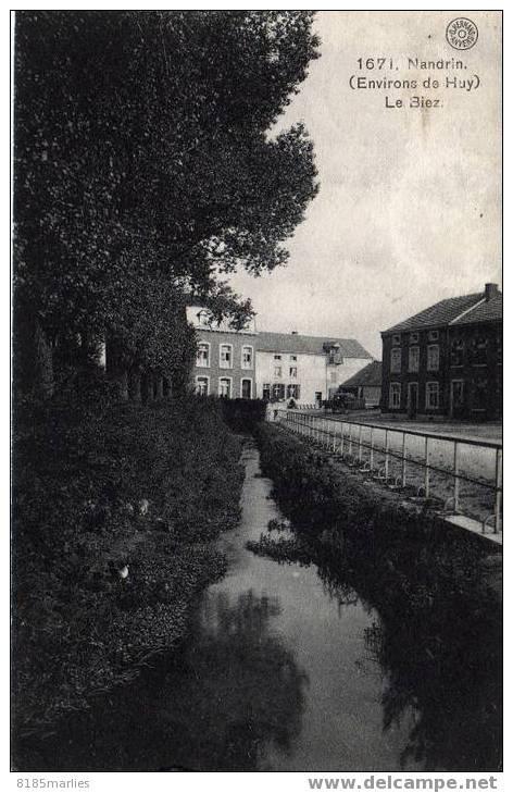 1671.Nandrin.(Environs de Huy)-Le Biez.