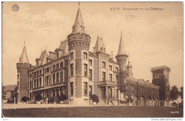 2317.Vinalmont-Le Chateau.
