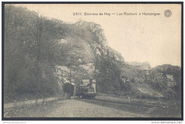 2611.Environs de Huy-Les Rochers à Huccorgne