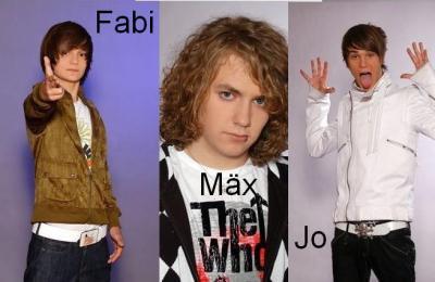 Killerpilze Jo Fabii Max Les Meilleurs !