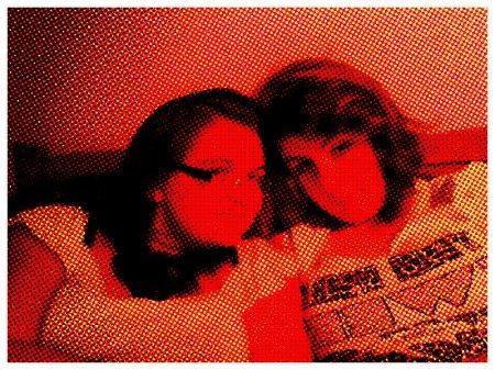 Ma meilleur amie et moi...