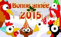 Une nouvelle année va commencer pleine d'amitié , je compte sur vous