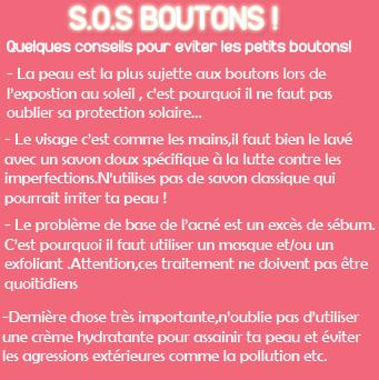FICHE PRATIQUE N°1 : S.O.S BOUTONS
