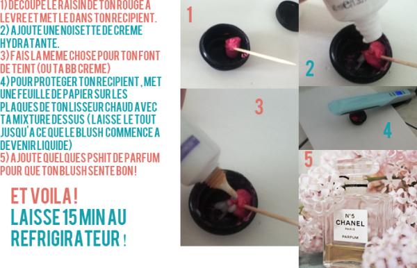 × HOW TO : Fabriquer son blush crème! ×