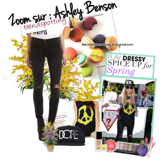 × Zoom sur : Ashley Benson ×