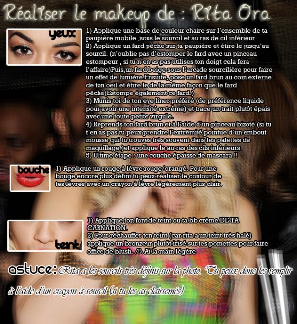 × Makeup Rita Hora ×