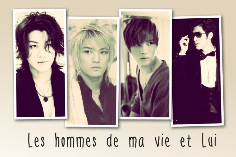 Les hommes de ma vie et Lui  : Chapitre 1 The one that got away